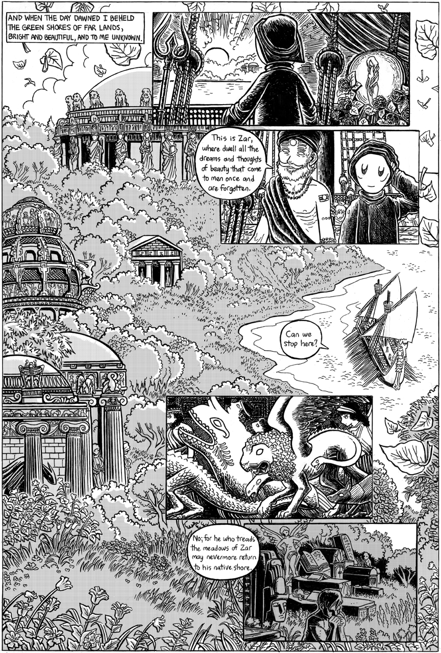 The White Ship, Page 3