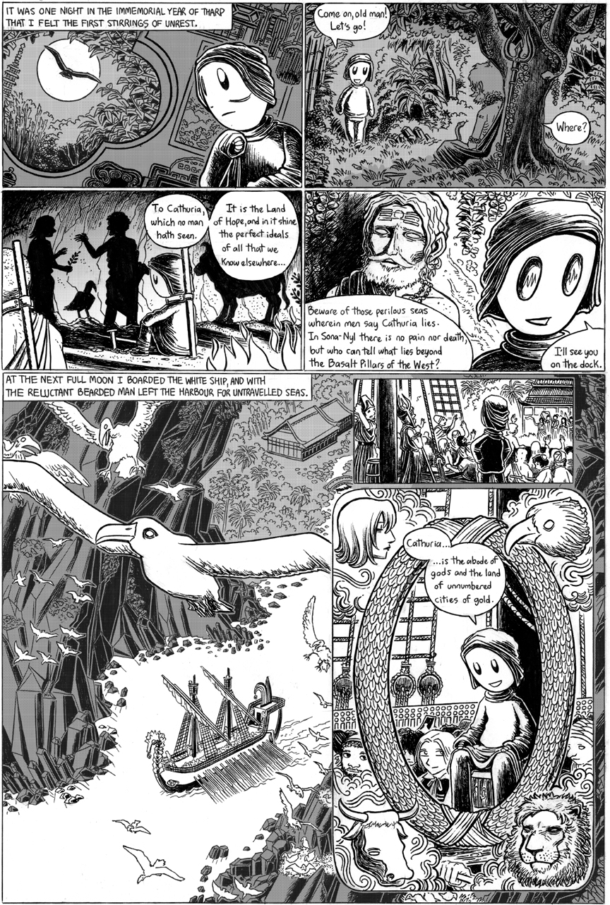 The White Ship, Page 8