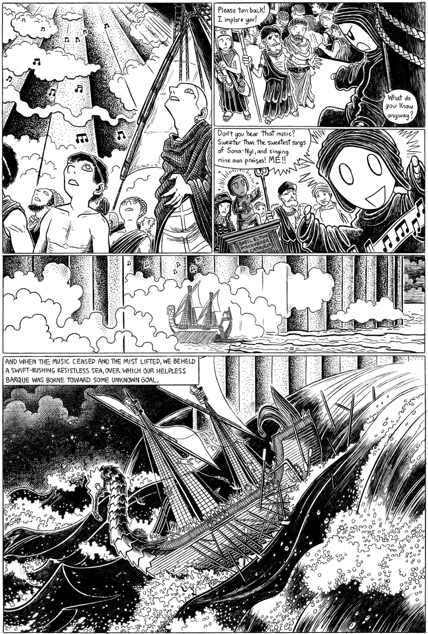 The White Ship, Page 10