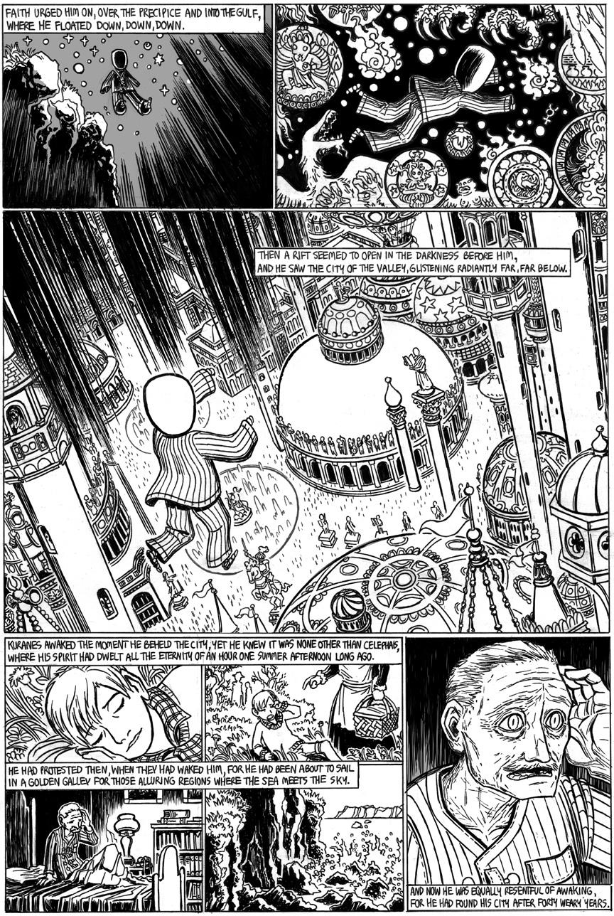 Celephais, Page 4