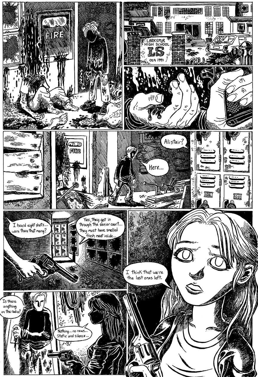 The Stiff: Prologue: Page 2