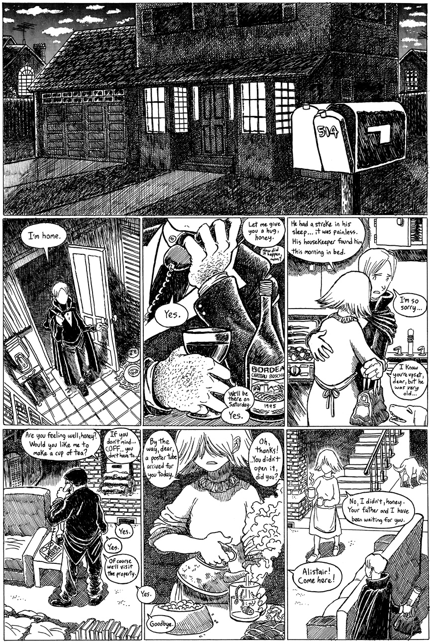 The Stiff: Chapter 1, Page 12