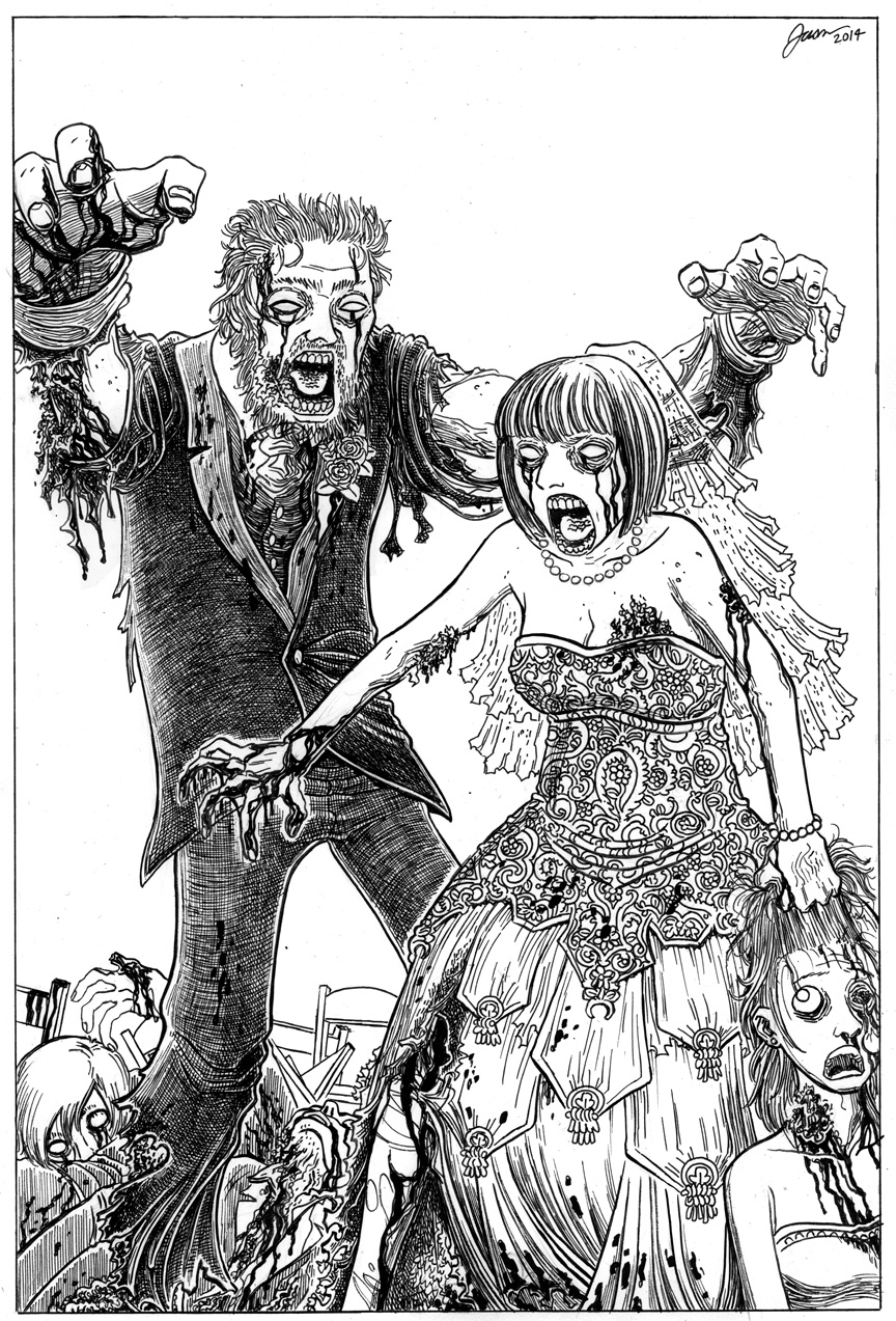 Zombie Honeymoon: Reception