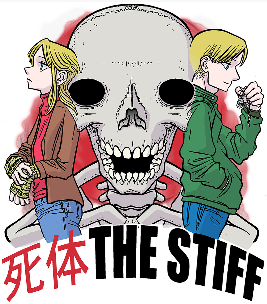 The Stiff: Intermission Art #1