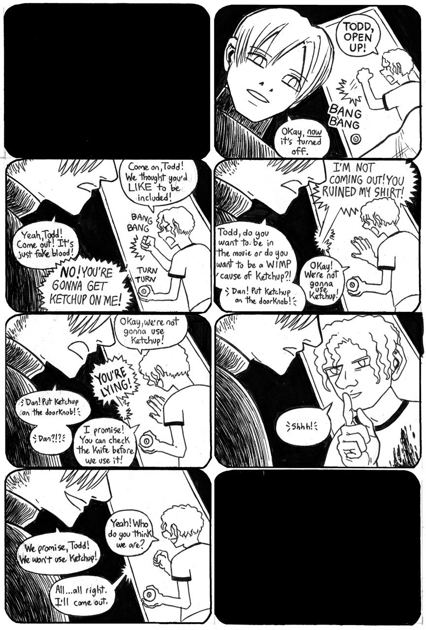 The Stiff Gaiden, Part 2: Death Ship (Page 3)