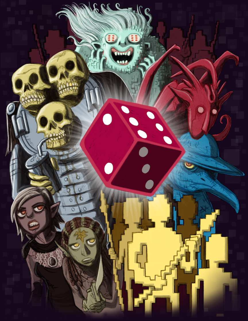 Six Faces of Death D&D Adventure