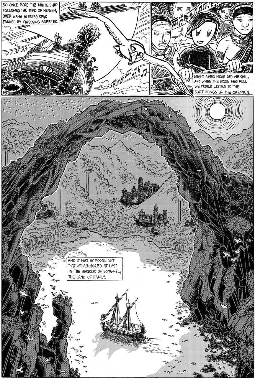 The White Ship, Page 6