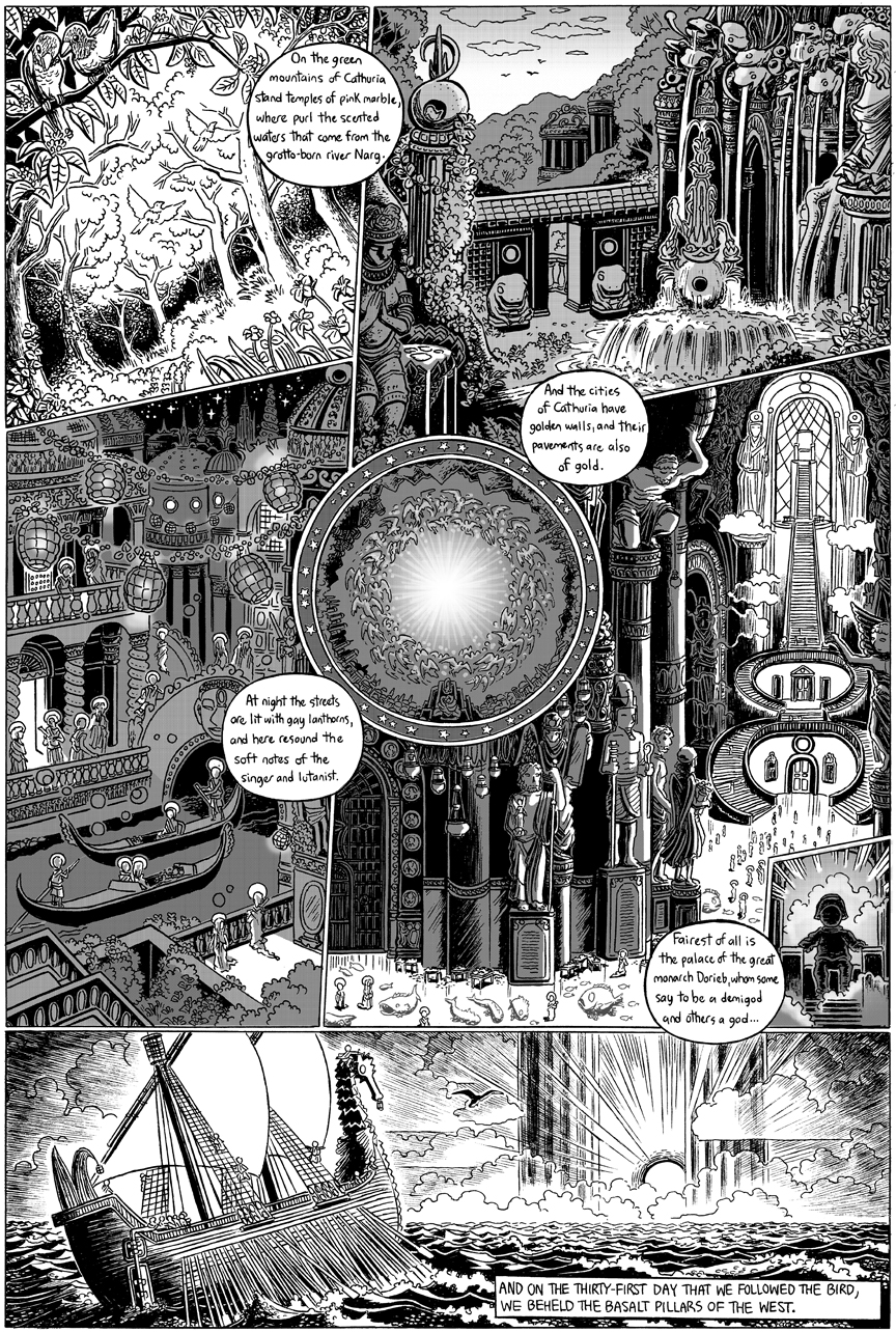 The White Ship, Page 9