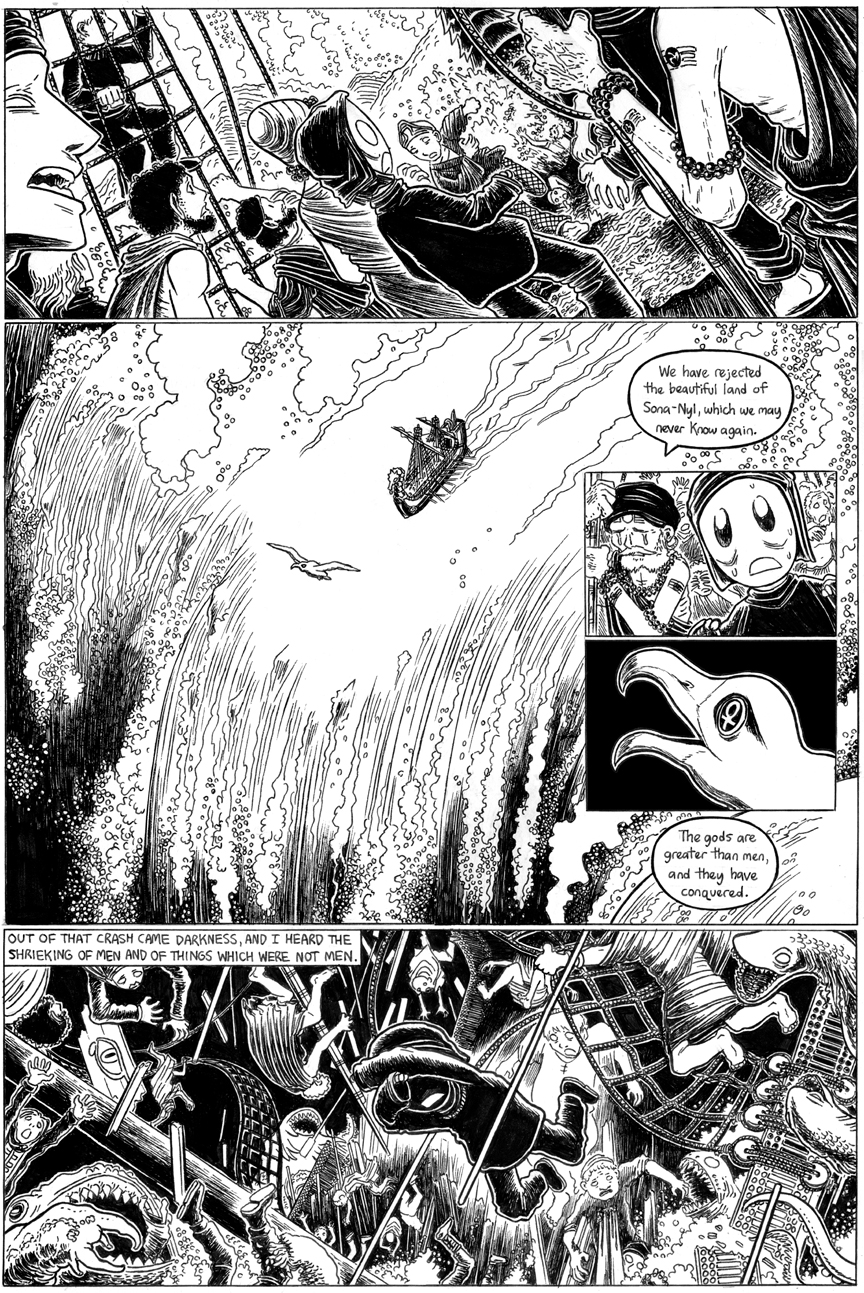 The White Ship, Page 11