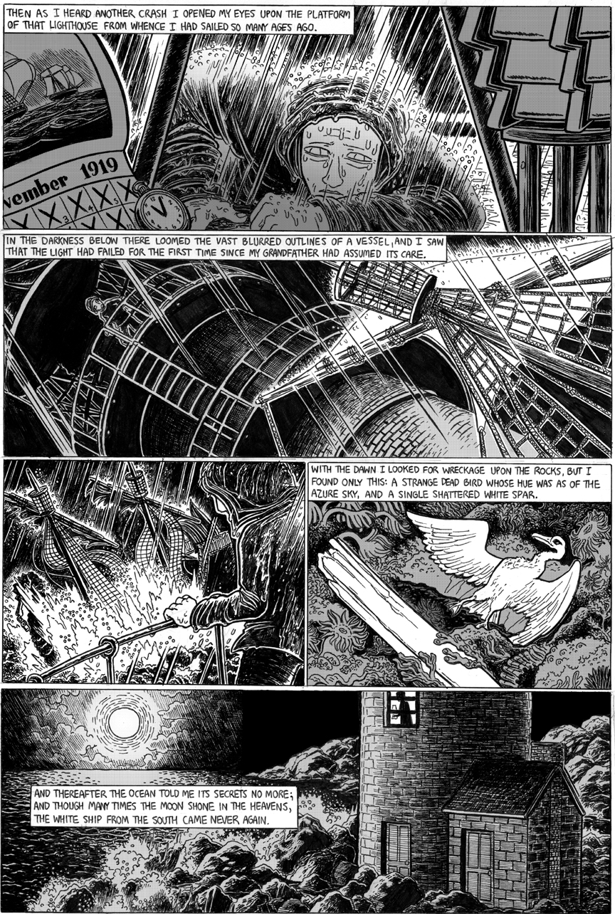 The White Ship, Page 12