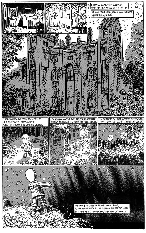 Celephais, Page 3