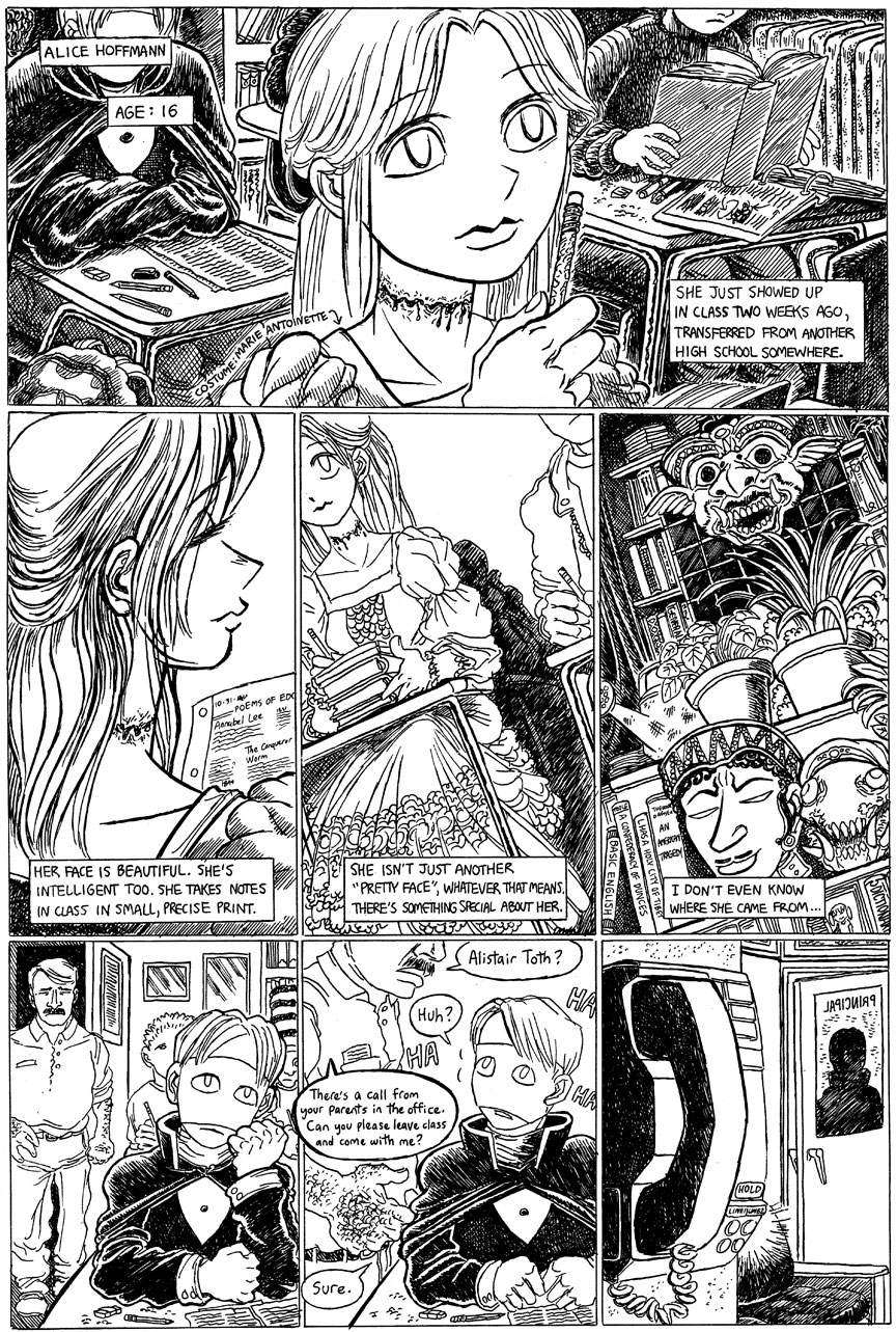 The Stiff: Chapter 1: Page 6