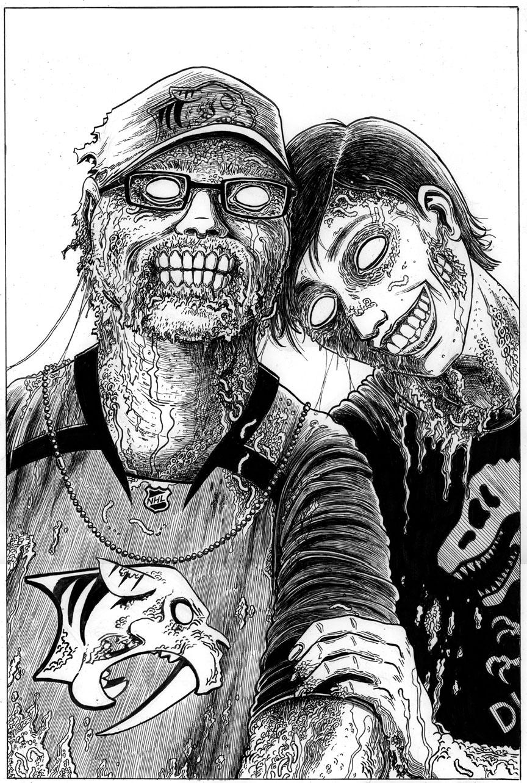 Zombie Honeymoon: Cozy