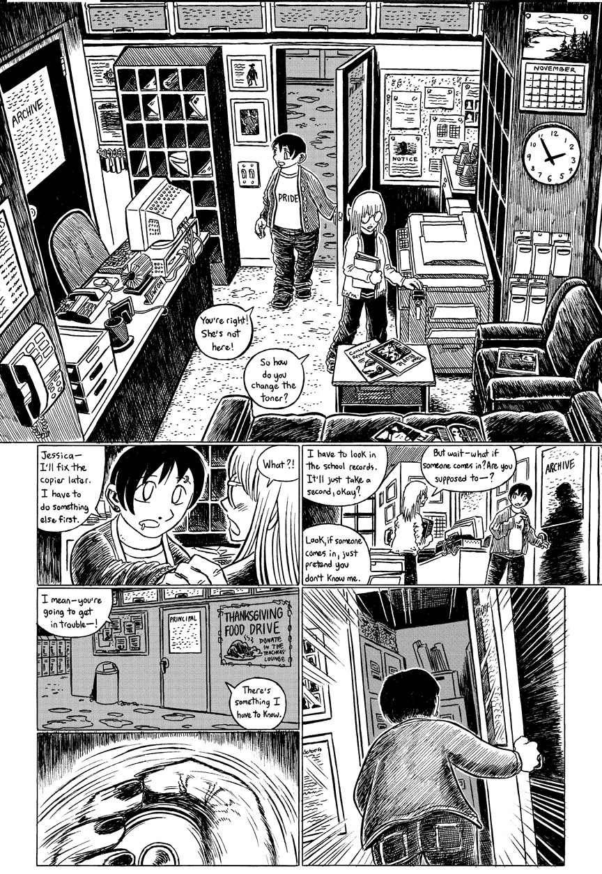 The Stiff: Chapter 5: Page 210