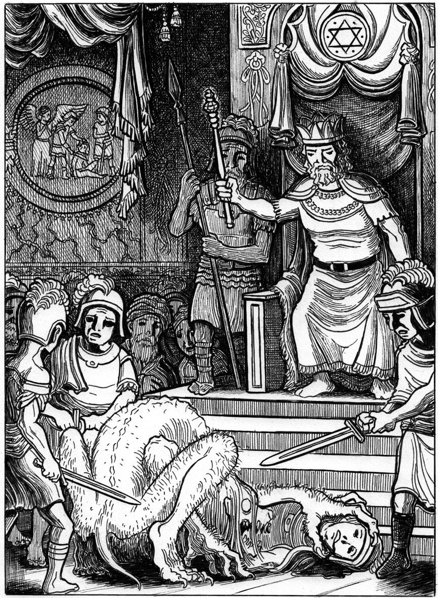 Jamesian Sketch: Canon Alberic's Scrap-Book